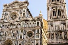 Voorgevel van de Basiliek van Heilige Mary stock afbeeldingen