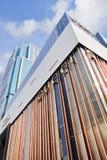 Voorgevel van de opslag van luxegucci, Shanghai, China Royalty-vrije Stock Afbeelding