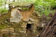 Voorhistorische oven stock afbeeldingen