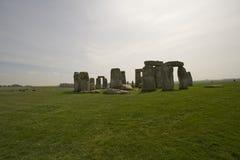 Voorhistorische Stonehenge royalty-vrije stock afbeelding