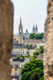Caen, Normandy, France. Royalty Free Stock Image