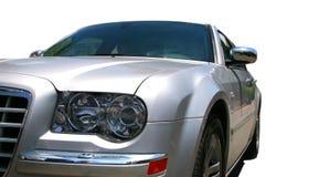 Voorkant van de auto. Royalty-vrije Stock Fotografie