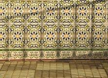 Voormuurtegels in $c-andalusisch Dorp Royalty-vrije Stock Fotografie