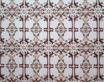 Voormuurtegels in $c-andalusisch Dorp Royalty-vrije Stock Afbeeldingen