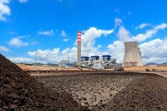 Voorraad van steenkool Royalty-vrije Stock Fotografie