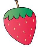 Voorraadbeeld: Aardbeifruit Royalty-vrije Stock Afbeelding