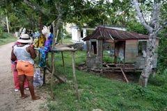 Voorraadbeeld van Croydon-Aanplanting, Jamaïca Royalty-vrije Stock Afbeelding
