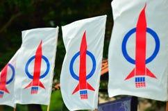 Voorraadbeeld van 13de Maleise Algemene verkiezingen Royalty-vrije Stock Fotografie