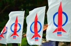 Voorraadbeeld van 13de Maleise Algemene verkiezingen Royalty-vrije Stock Afbeeldingen
