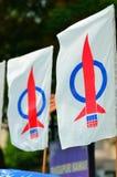 Voorraadbeeld van 13de Maleise Algemene verkiezingen Stock Foto's