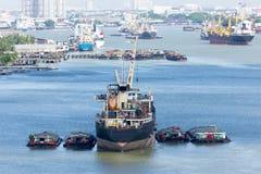 Voorraadfoto van bulkverzending Royalty-vrije Stock Fotografie