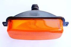 Voorrichtingaanwijzerlamp met Royalty-vrije Stock Fotografie