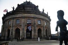 Voorspel Museum is één van de groep musea op het Museumeiland stock foto's