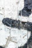 Voorstad Achtergrondgraffiti op muren buiten divers stock afbeeldingen