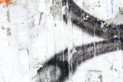 Voorstad Achtergrondgraffiti op muren buiten divers stock foto's