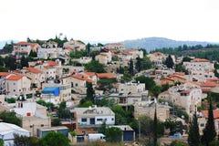 Voorstad van Jeruzalem Stock Fotografie