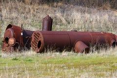 Voortbewegingsboilers Stock Foto