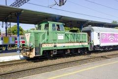 Voortbewegingstype 401Da in Kolobrzeg Stock Fotografie