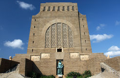 Voortrekker Monument Stock Photography