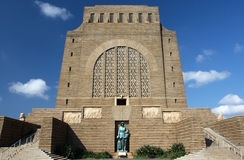 Voortrekker monument Royalty Free Stock Photo