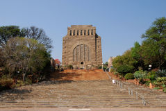 Voortrekker monument Stock Photos