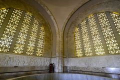 Voortrekker Monument Interior Stock Photo