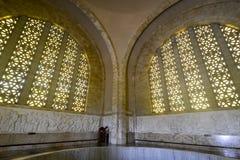 Voortrekker Monument Interior Stock Photo
