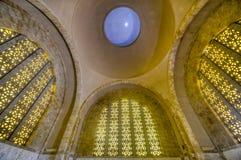 Voortrekker Monument Interior Stock Photos