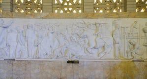 Voortrekker Monument Interior Stock Images
