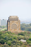 Voortrekker Monument, Pretoria, South Africa. The Voortrekker Monument on Monument Hill in Pretoria, South Africa as seen from Fort Skanskop Stock Photos