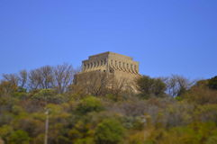Voortrekker monument south Africa , Afrikaans royalty free stock image
