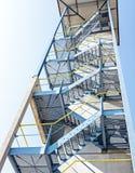 Vooruitzichttoren Stock Foto's