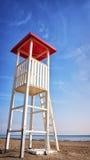 Vooruitzichttoren Stock Foto