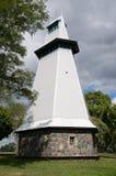Vooruitzichttoren in de stad Zamberk royalty-vrije stock afbeeldingen