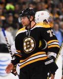 Voorwaarts Michael Ryder, Boston Bruins Royalty-vrije Stock Foto's