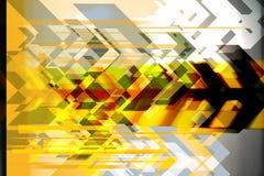 Voorwaartse abstracte achtergrond Royalty-vrije Stock Foto