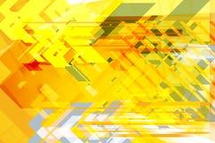 Voorwaartse abstracte achtergrond Royalty-vrije Stock Fotografie