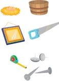 Voorwerpen Royalty-vrije Stock Fotografie