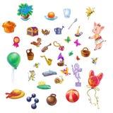 Voorwerpen Stock Foto's