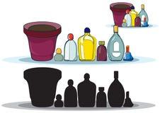 Voorwerpen stock illustratie