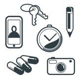voorwerpen Stock Fotografie