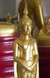 Voorwerpen van een Boeddhistische cultus Stock Afbeelding