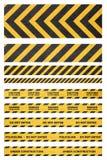 Voorzichtigheidsband vector illustratie