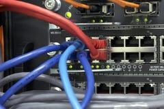 Voorzien van een netwerk Royalty-vrije Stock Afbeelding