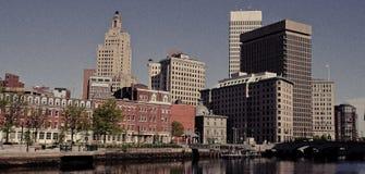 Voorzienigheid, Rhode Island Stock Foto's