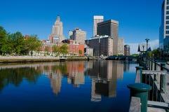 Voorzienigheid, Rhode Island Royalty-vrije Stock Fotografie