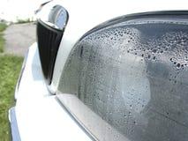 Voorzijde van Auto Stock Foto