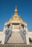 Voorzijde van Boedha in Thailand Royalty-vrije Stock Fotografie