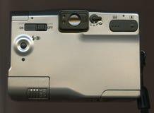 Voorzijde van camera royalty-vrije stock afbeelding