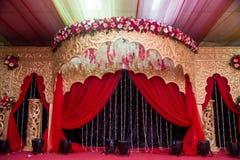 Voorzijde van Decoratie Stock Foto's